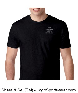 Salvation is by Faith - Mens - Vintage Black Design Zoom