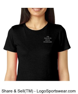 Salvation is by Faith - Womens - Vintage Black Design Zoom